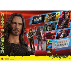 Hot Toys Cyberpunk 2077 1/6 Scale Johnny Silverhand