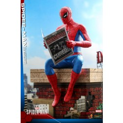 Hot Toys Marvel's  Spider-Man 1/6 Scale Spider-Man (Classic Suit)