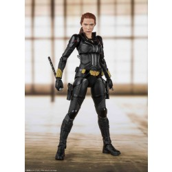 Bandai S.H.Figuarts Black Widow (Black Widow)