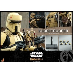Hot Toys Star Wars: The Mandalorian 1/6 Scale Shoretrooper