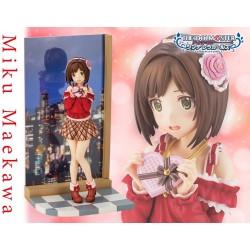 Kotobukiya THE IDOLM@STER Cinderella Girls 1/8 Miku Maekawa -off stage-