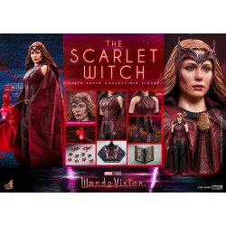 Hot Toys WandaVision 1/6 Scale Scarlet Witch
