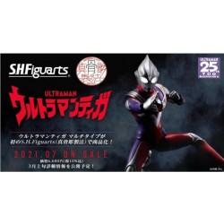 Bandai S.H.Figuarts Shinkoccou Seihou Ultraman Tiga Multi Type
