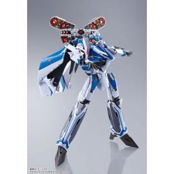 Bandai DX Chogokin Movie VF-31J Siegfried (Hayate Immelmann Custom) [Field Projection Unit Equipped]
