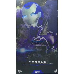 Hot Toys Avengers: Endgame 1/6 Scale diecast Rescue (Pepper Potts)