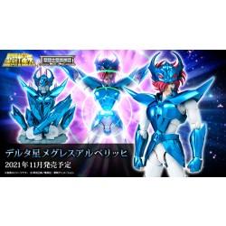 Bandai Saint Seiya Myth Cloth God Warriors EX Megrez Delta Alberich