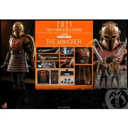 Hot Toy 2021 Toy Fair Exclusive1/6 Scale  Star Wars: The Mandalorian The Armorer