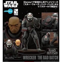 Kotobukiya ARTFX Star Wars The Bad Batch Wrecker 1/7 The Bad Batch
