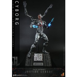 Hot Toys Zack Snyder's Justice League 1/6 Scale Cyborg Special Edition