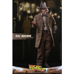 Hot Toys Back to the Future III 1/6 Scale Doc Brown