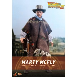 Hot Toys Back to the Future III 1/6 Scale Marty McFly