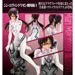 Kotobukiya Evangelion: 3.0+1.0 Thrice Upon a Time 1/6 Mari Makinami Illustrious White Plugsuit ver.