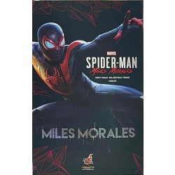 Hot Toys Marvel's Spider-Man: Miles Morales 1/6 Scale Miles Morales