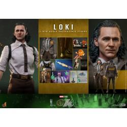 Hot Toys Loki 1/6 Scale Loki