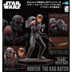 Kotobukiya Star Wars Bad Batch Hunter ARTFX 1/7 The Bad Batch