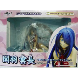 Ikkitousen Dragon Destiny Kanu Uncho DVD Box China Dress Ver. 1/7 Scale