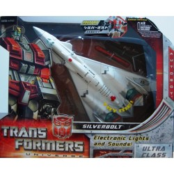 Transformers USA Edition/Transformers Universe Silverbolt  (FREE Shipping)