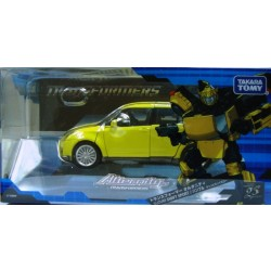 Transformers Binatech Alternity A-03 Bumblebee Feat. Suzuki Swift Sport - Champion Yellow (FREE Shipping)