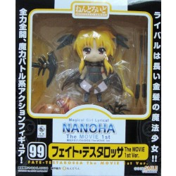 Nendoroid Fate Testarossa The MOVIE 1st Ver.