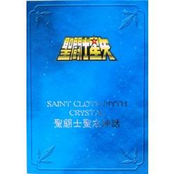 Saint Cloth Myth Crystal new plate