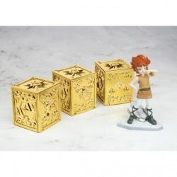Tamashii Saint Cloth Myth Appendix Gold Cloth Box Vol. 3 Japan version