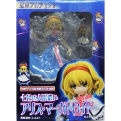 Touhou Project Seven-Colored Puppeteer Alice Margatroid 1/8 Scale