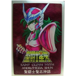 Saint Cloth Myth Andromeda Shun Early Bronze Cloth new metal plate