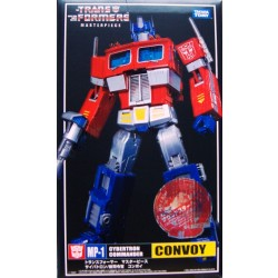 Transformers Masterpiece MP1 / MP-1L Optimus Prime / Convoy with Voice Base Japan ver. (FREE Shipping)