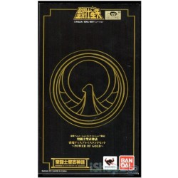 Toei Animation Limited Saint Cloth Myth Stand Set Power of Gold Ver.