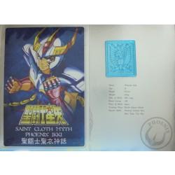 Saint Seiya Myth Cloth Phoenix Ikki Early Bronze new metal plate