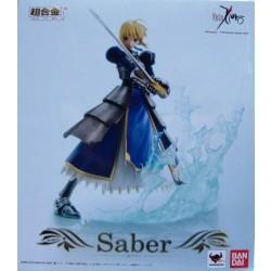 Chogokin Fate/Zero Saber