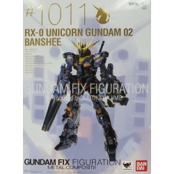 Gundam Fix Figuration Metal Composite RX-0 Unicorn Gundam 02 Banshee (FREE shipping)