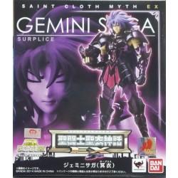 Saint Seiya Myth Cloth EX Gemini Saga Surplice