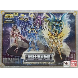 Saint Seiya Myth Cloth DX Display Stand Set 10th Anniversary Edition Japan ver.