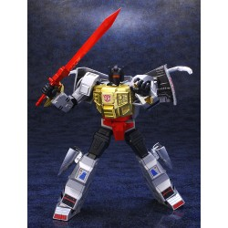Fewture EX 合金 變形金剛 Dinobot Commander 鋼鎖 (FREE Shipping)