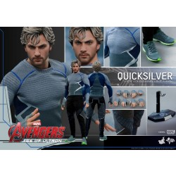 Hot Toys Avengers: Age of Ultron 1/6 Scale Quicksilver (FREE shipping)
