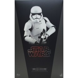 Hot Toys Star Wars: The Force Awakens 1/6 Scale First Order Stormtrooper (FREE shipping)