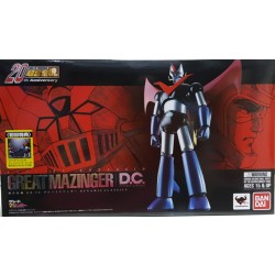 Bandai Soul of Chogokin GX-73 Great Mazinger D.C.