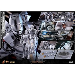 Hot Toys Iron Man 1/6 Scale diecast Mark II