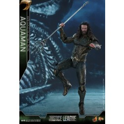 Hot Toys Justice League 1/6 Scale Aquaman