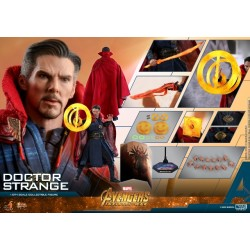 Hot Toys Avengers: Infinity War 1/6 Scale Doctor Strange