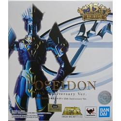 Bandai Saint Seiya Myth Cloth Poseidon 15th Anniversary Japan ver.