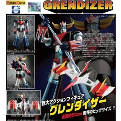 Evolution Toy Future Quest Grand Action Bigsize Model Grendizer