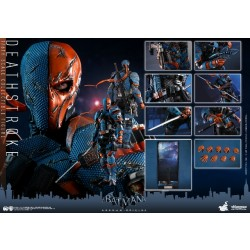 Hot Toys VGM Batman: Arkham Origins 1/6 Scale Deathstroke