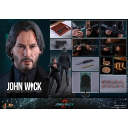 Hot Toys John Wick: Chapter 2 - 1/6 Scale John Wick