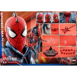 Hot Toys Marvel's Spider-Man 1/6 Scale Spider-Man (Spider-Punk Suit)