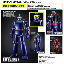 Action Toys Heavy Metal New Tetsujin 28