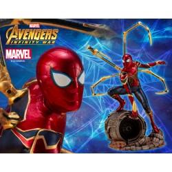 壽屋 ARTFX+ Marvel Universe 1/10 Iron Spider -Infinite War-