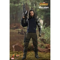 Hot Toys Avengers: Infinity War 1/6 Scale Bucky Barnes