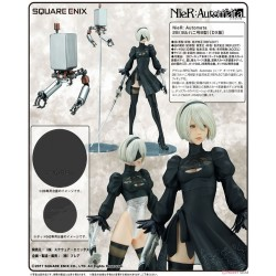 Square Enix Nier: Automata 2B (YoRHa No.2 Type B) [DX Edition]